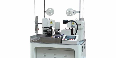 Two Wire Joint Crimping Machine