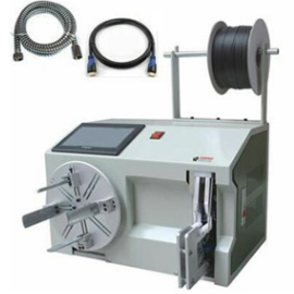 cable winding tying machine