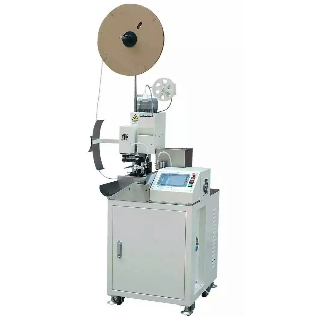 Fully Automatic Crimping Machine for Cable Termination