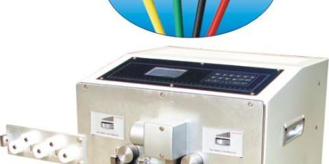 wire cutting stripping machine