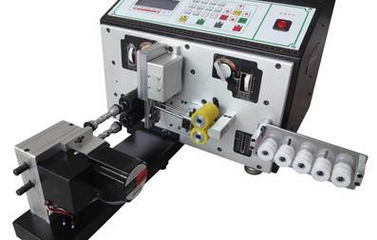wire cutting stripping twisting machine