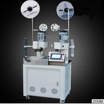 Automated cut strip and terminate equipment