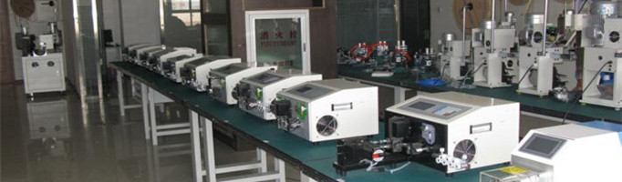 wire crimping machine1 home wire harness and cable assembly processing machinery wire harness machine at bayanpartner.co