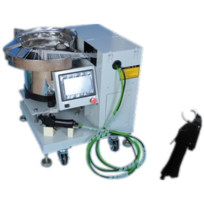 cable tie gun machine cable winding & tying machine for wire harness processing wire harness machine at bayanpartner.co