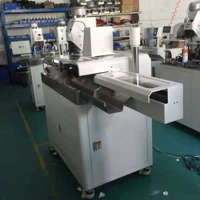 2018 5Fives crimping and tinning machine