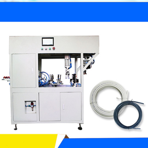 Cable Cutting Winding Packaging Machine