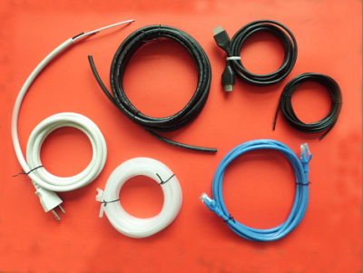 Coil Winding Cable Bundle Binding machine