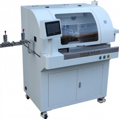 wire cut strip twist tinning machine